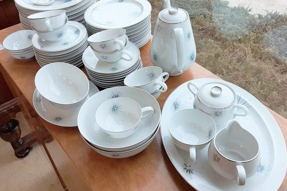 DISHES! DISHES! DISHES!