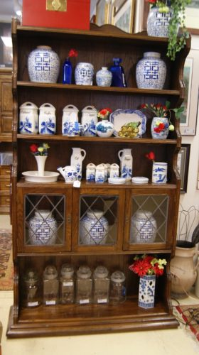 Hutch Cabinet