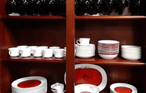 63 Piece Set Of Bidasoa Dinner Ware And Accessories Priced Separate