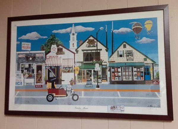 Art Work-Jackson Store