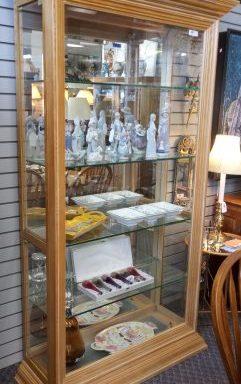 Display Curio Cabinet