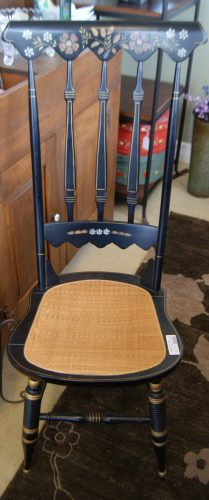2-Goi Ponti High Back Chairs Priced Separate