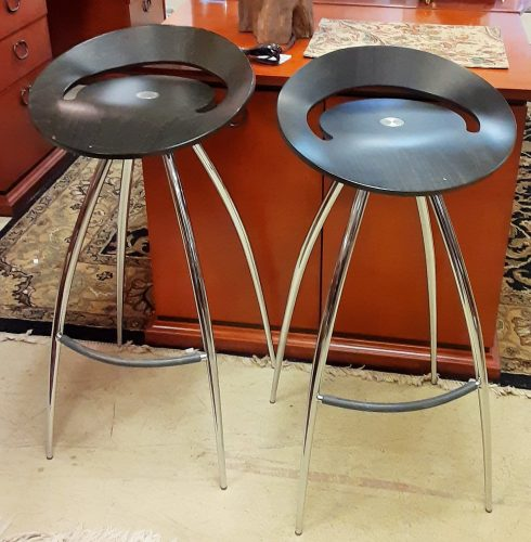 Vintage Magis Lyra (Herman Miller ) Bar Stool Set
