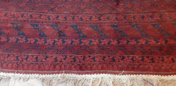 Original Vintage Handmade Persian Floor Rug