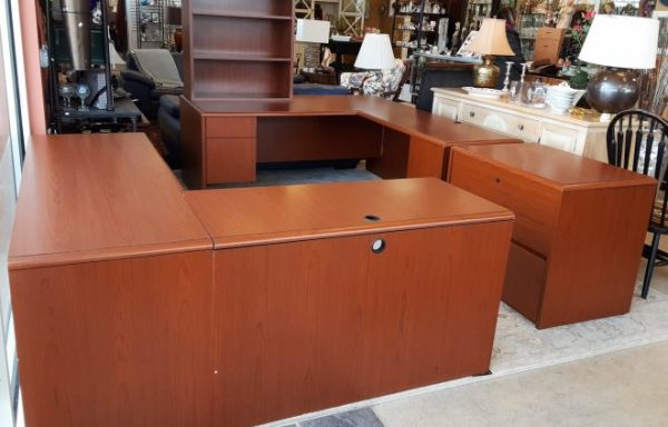 Executive Office Furniture Priced Separate