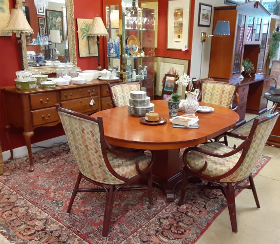 Table And Chairs Priced Separate