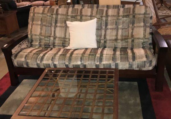Modern Futon Sofa