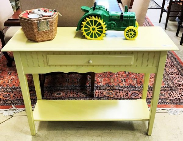 Console Table And Side Table Priced Separate
