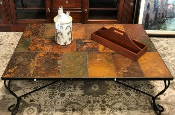 South African Coffee Table And Side Table Priced Separate