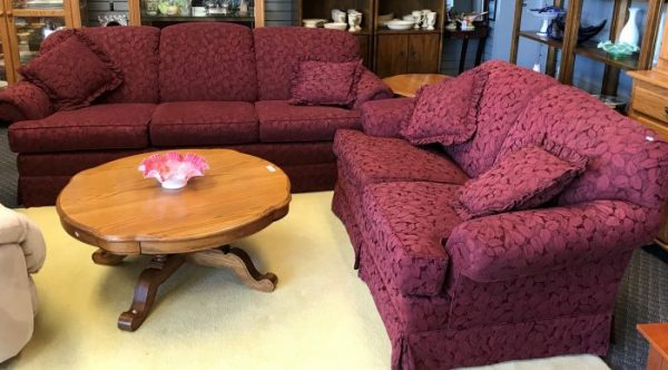 Sofa And Loveseat Priced Separate