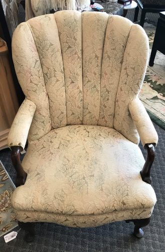 Accent Vintage Arm Chair