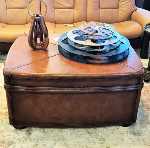Thomasville Trunk Coffee Table