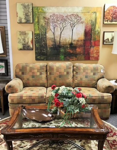 Sofa And Love Seat Priced Separate