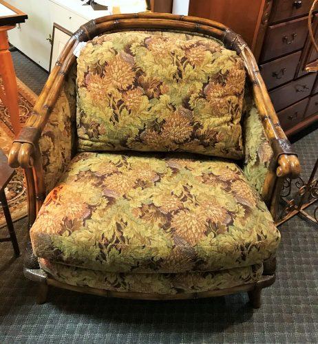 Bamboo~ Rattan Arm Chair