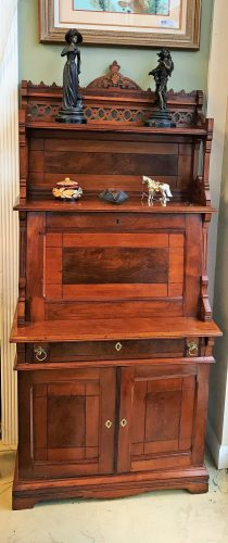 Primitive Secretary Desk