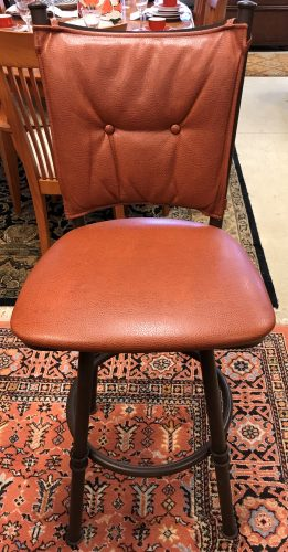 2-Sets Of Swivel Counter Bar Stools Priced Separate