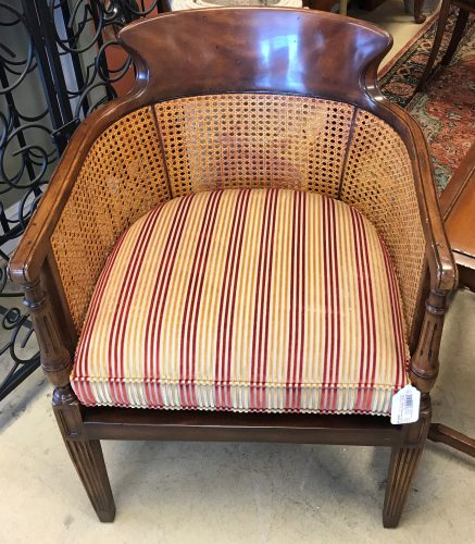 2-Althrop Theodore Alexander Style Accent Chairs Priced Separate