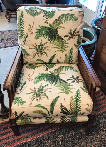 2-Vintage Occasional Chairs Sold Separate