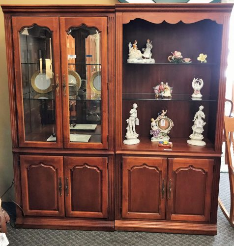 Book Cases -Display Cabinets Sold Separate