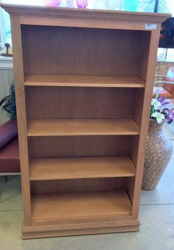 Amish Ashery Oak Bookcase