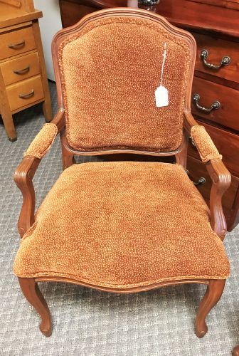 2-Accent Arm Chairs Priced Separate