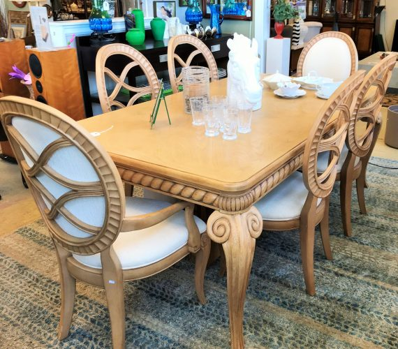 Drexel Furniture Co Dining Room Set