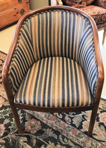 2-Ethan Allen Club Chairs Sold Separate
