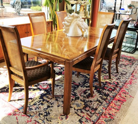 Vintage Stanley Table And Chairs