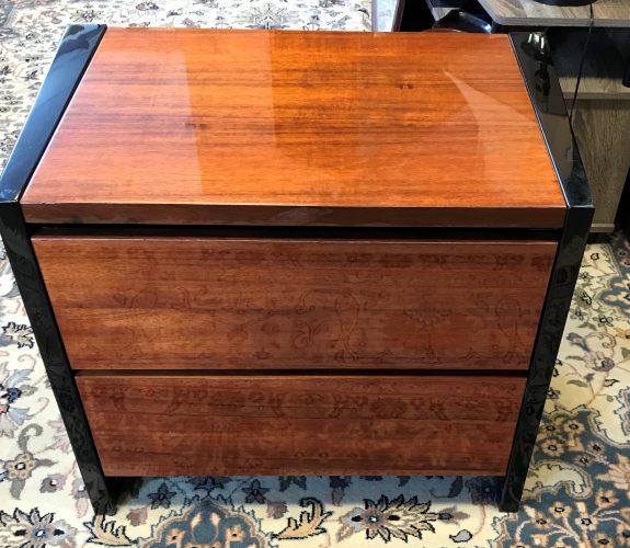Vintage 90's Henredon Elan Night Stand-Side Table Sold Separate