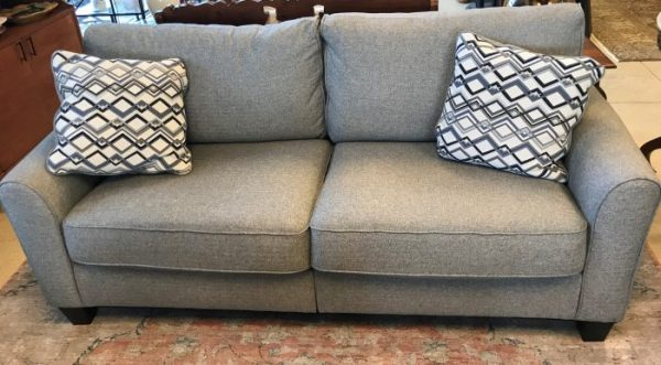 Contemporary Grey Sofa Couch