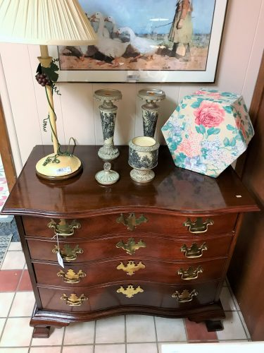 Hickory Chair Furniture Co Chest