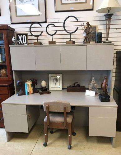 Canadian Hutch Desk