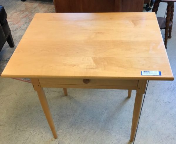 Enfield Shaker Side Table With Drawer