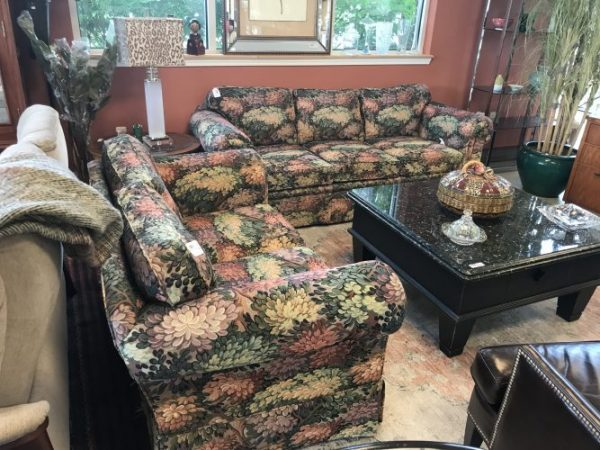 Sherrill Sofa And Love Seat Sold Separate