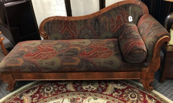 1800's Antique  Fainting Couch