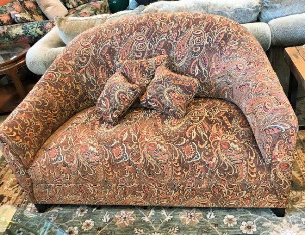 Custom Love Seat