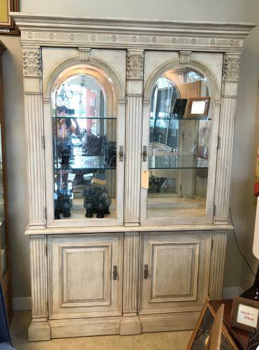 Bernhardt Furniture Embassy Row Display Cabinet