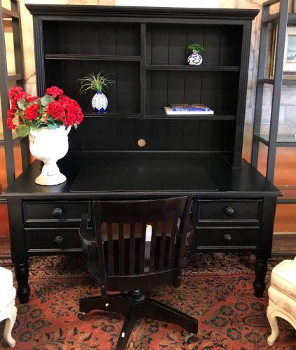 Ballard Designs Furniture Home Office Desk/Hutch