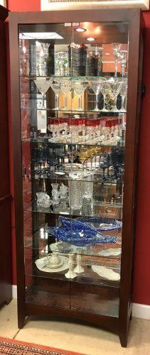 Phillip Riech Display Cabinet