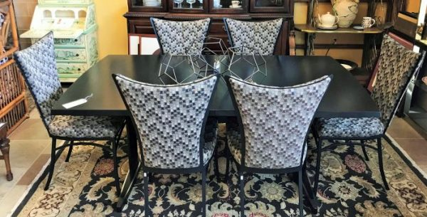 Self Storing Dining Room Table And Chairs