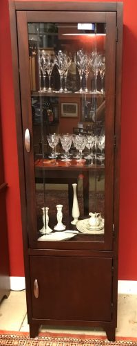 Curio Cabinets Sold Separate