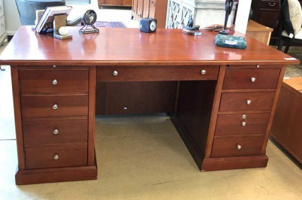 Lexington Furniture Co Executive Desk Cherry