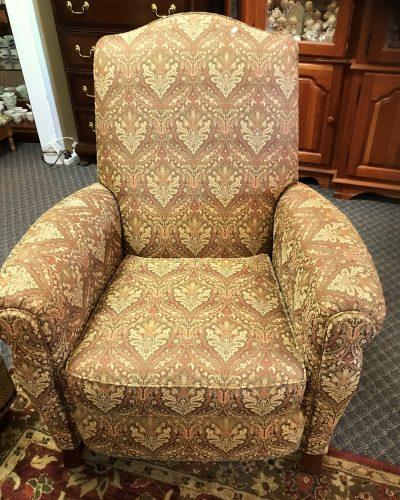 2-Custom Ethan Allen Recliner Chair's  Sold Separate