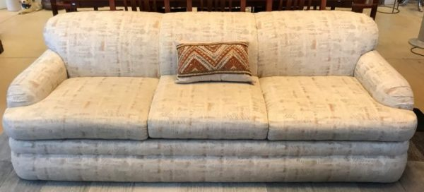 Mid Century Modern Milo Baughman For Thayer Coggins Sofa Couch