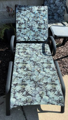 TELESCOPE CASUALS Outdoor Chaise Lounge Chairs-Arm Chairs And Side Tables Sold Separate