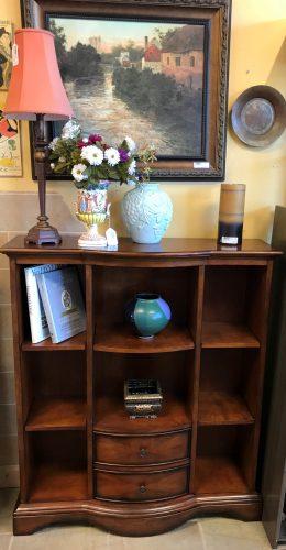 Open Wall Bookshelf